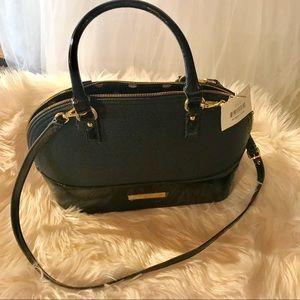 Anne Klein Shimmer Down Handbag